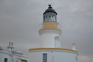 Lighthouse Moray Firth..