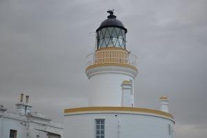 Lighthouse Moray Firth..