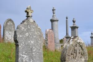 Even a Graveyard has a certain Beauty..
