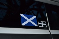 Scotland earned a place on the camper :)